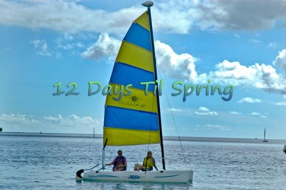 12 Days until Spring!!