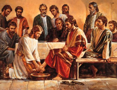 Jesus and His Beloved Disciples