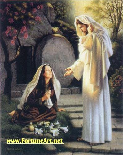He is risen!!