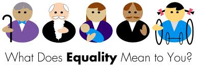 What does equality mean to you?